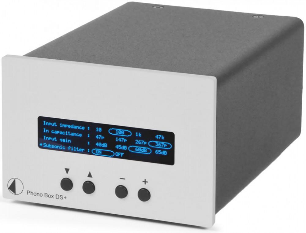 Pro-Ject Phono-Box DS+